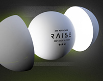 Raise / LATTU Ball