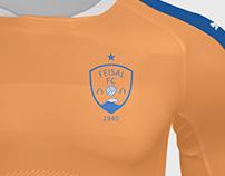 Feisal FC Logo Design
