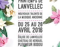 Festival de musique baroque - Le Printemps de Lanvellec