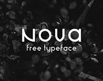 Nova - free font