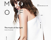 MOOF: The music of the night