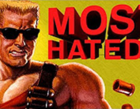 Top 9 Most HATED Characters In Video Games!