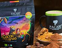 Pacari, Cocoa Para Niños