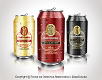 CLUB COLOMBIA - Proyecto Edición Especial.