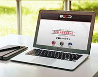RED Reserve Website (Not Published)