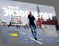 ReWalk Russia