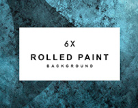 6x Rolled Abstract Paint Background - Free Download
