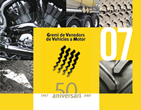 50 Aniversari Gremi de Venedors de Vehicles a Motor