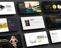 Pitch Deck PowerPoint Presentation Template
