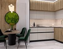 Modern Interior for family