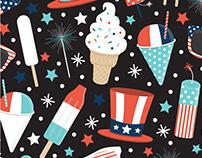 American Summer | Surface Design