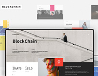Blockchain Presentation Template