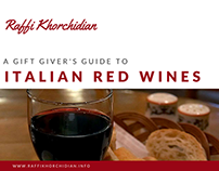 A Gift Giver's Guide to Italian Red Wines
