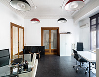 Interior Photography: Legalgestion21 Lawyers