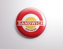 Sandwich Express - Badges