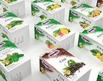 Bonito Tea Packaging