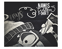 NAWIS Custom T-Shirt