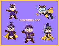 The Chipmunks App