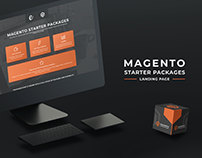 Landing Page: E-commerce Development Service Packages