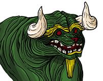 Herbivore Monster