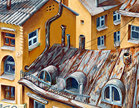 Roofs and Houses