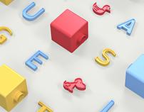 Cubino | Educational Tool for Dyslexic Kids
