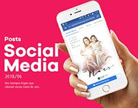 Social Media - Um pouco do que rolou em 2018/06