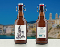Syriani Beer_Packaging Design