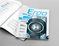 _Ergo - Editorial Design