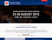 American Advanced Materials Congress