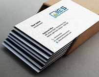 Business Card for Engineering Services