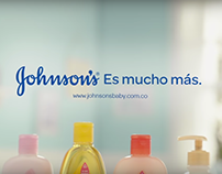 Varios comerciales JOHNSON'S® baby
