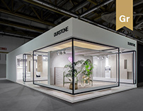 Stand design at Cersaie 2017 | Durstone