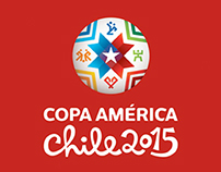 Bienvenida Mascota - Copa América Chile 2015
