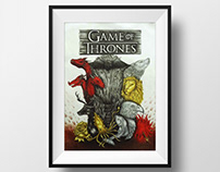 Póster Game of Thrones