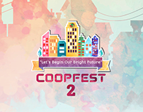 """Coopfest 2 """"Let's Begin Our Bright Future"""""""