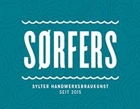 SØRFERS CRAFTBEER – Branding & Packaging
