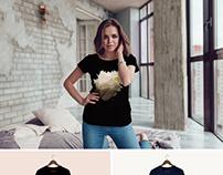 Illustration t-shirt designs