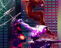 Spiderverse - Illustration (2019)