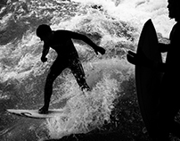 The Surfers of Munich