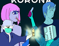 KORONA | ILLUSTRATIONS