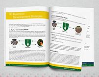 Strategic Plan: cover, interior, typesetting, graphics
