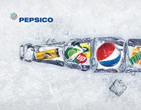 Pepsico - Office Branding