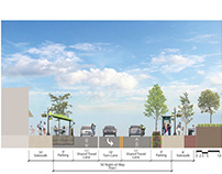 Streetscape Section Diagrams