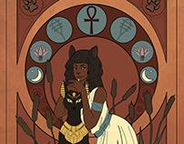 Mythology: Bastet
