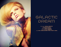 GALACTIC DREAM photoshoot