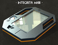 INTEGRITA MKIII - FINGERPRINT SCANNER