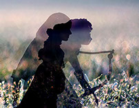Reflections of Inner Beauties | DoubleExpo. Photography