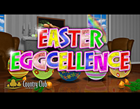 Easter Eggcellence - Big Red Button Promotion