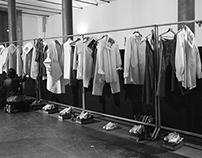 Eduardo Amorim . Backstage . Portugal Fashion 2015
